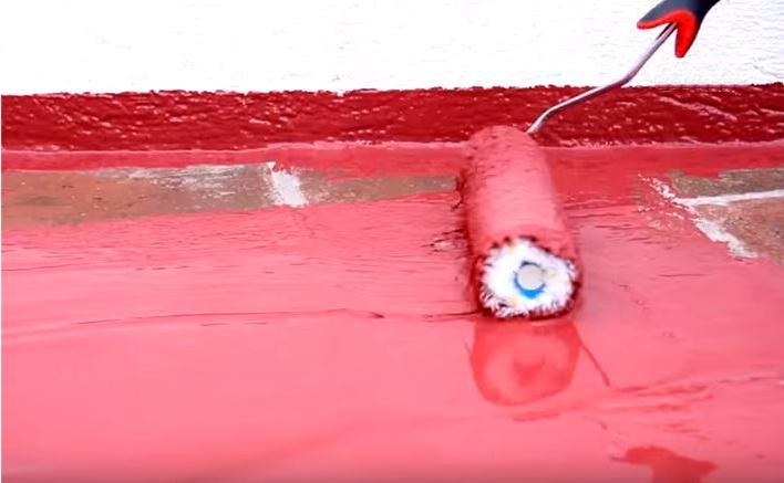 Impermeabilizacion de cubiertas 4 acrilico