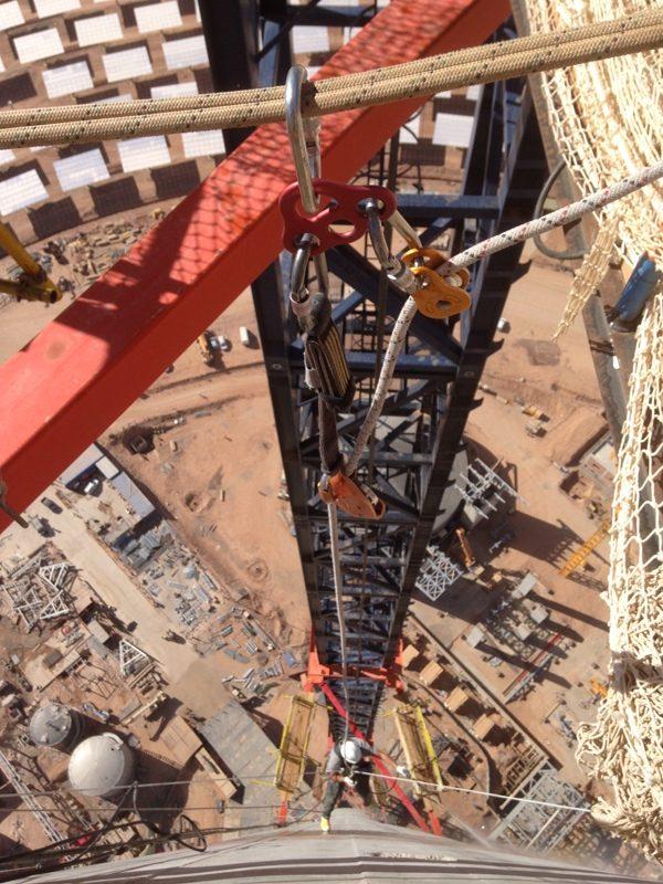 pintura industria trabajos verticales ateca
