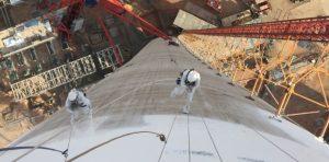 pintura industrial calorifugado ateca trabajos verticales