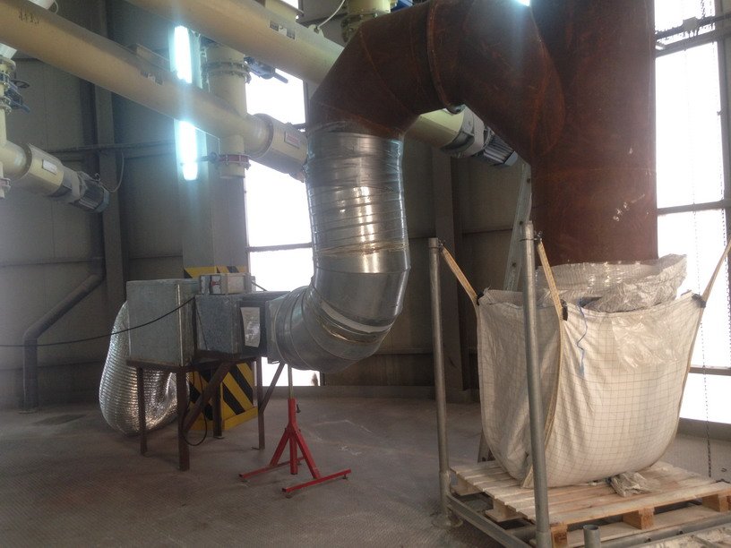 ventilacion forzada silo ateca