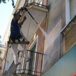 Limpieza fachada 1