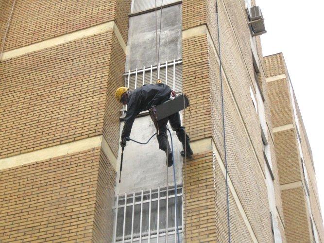 Limpieza fachada 3