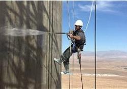 Torre Solar Noor Noticia Ateca Trabajos Verticales