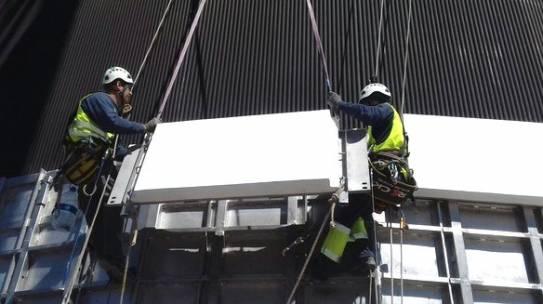 Montajes industriales en altura en la Comunidad de Madrid