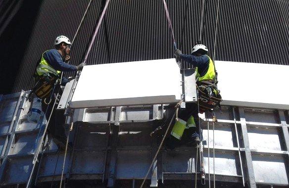 Servicios Montaje industrial 1 Ateca Trabajos Verticales