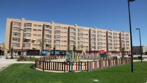 Pintura de fachadas en comunidades de vecinos