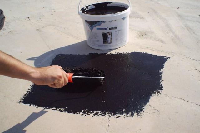 Impermeabilizacion de cubiertas 3 emulsion
