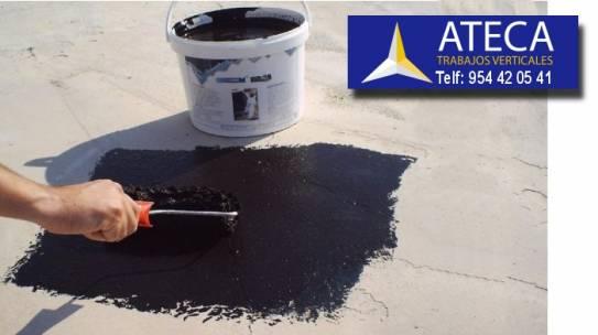 Ateca ofrece el mejor servicio de impermeabilización completa de Edificios y Viviendas