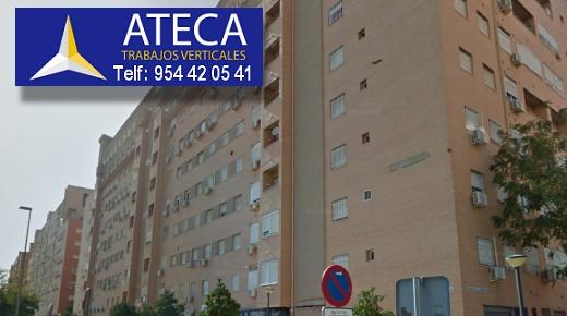 Ateca Trabajos Verticales en Sevilla