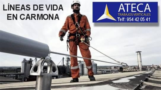 Líneas de Vida en Carmona, instalación y mantenimiento 954420541