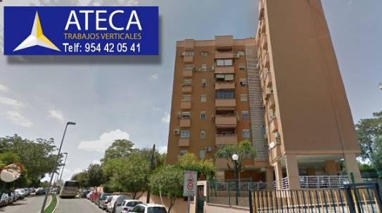 TRABAJOS VERTICALES en MAIRENA DEL ALJARAFE 954420541