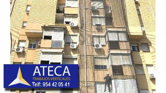 Trabajos Verticales seguros en Alcalá de Guadaira – 954420541