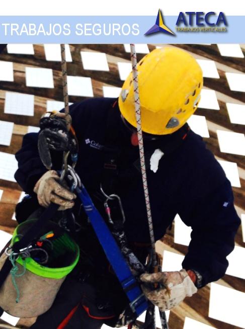 Seguridad en Trabajos Ateca