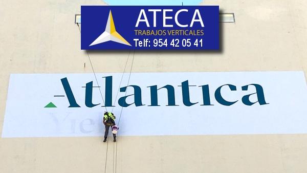 Pinturas atlantico fachadas lepe islantilla