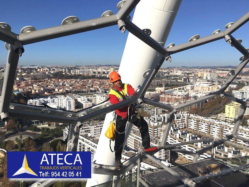 Trabajos verticales Lisboa