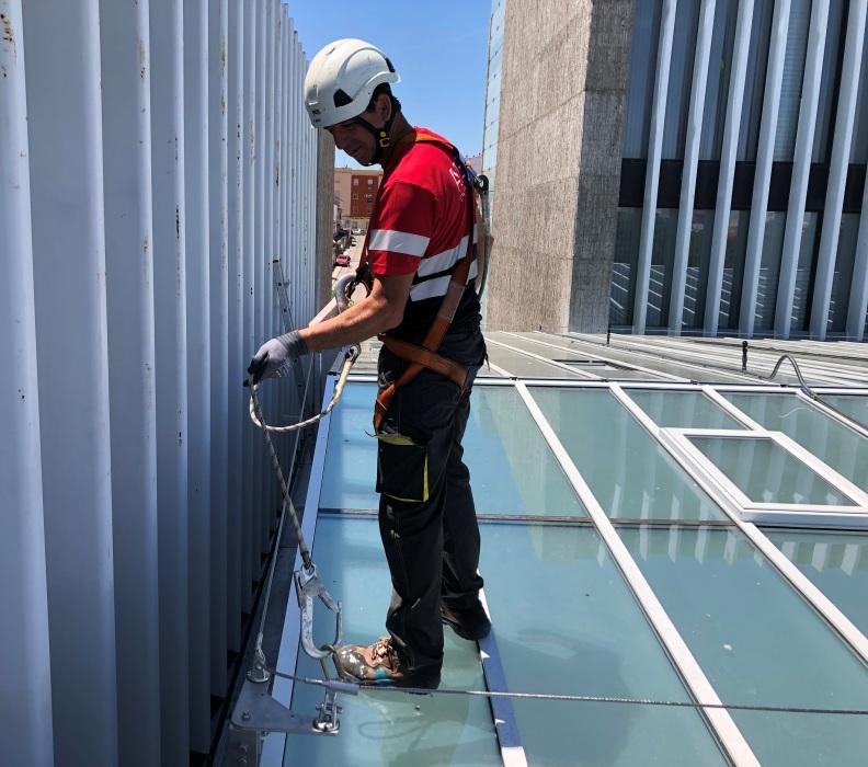 lineas de vida ateca trabajos verticales fall protec 4