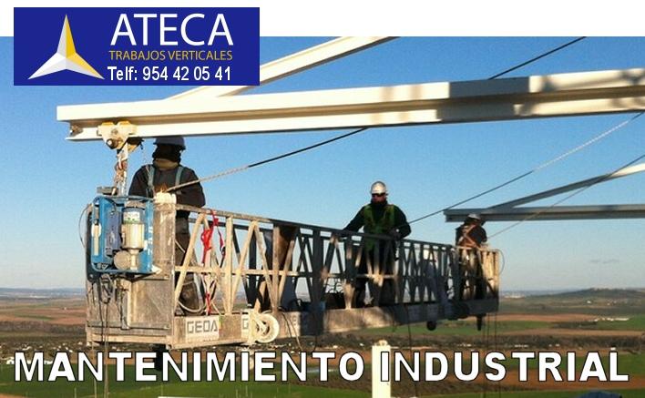 Mantenimiento Industrial de estructuras