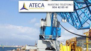 Mantenimiento de estructuras metalicas industriales