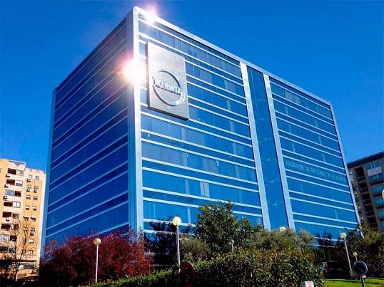 Oficinas de Acerinox Industria