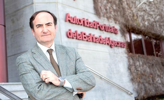 Gerardo Landaluce, subdirector general del Puerto de Algeciras
